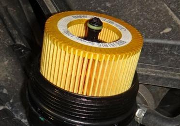 Когда необходимо менять масляный фильтр