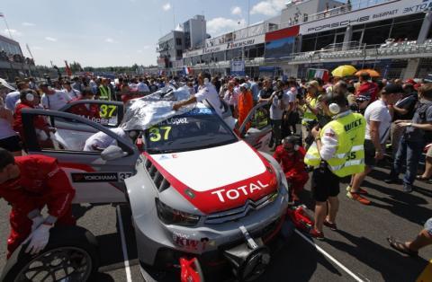 Чемпионат мира по шоссейно-кольцевым автогонкам (WTCC)