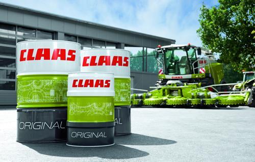 «Тоталь МСК» поставляет смазочные материалы CLAAS