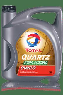 TOTAL QUARTZ 9000 FUTURE 0W-20