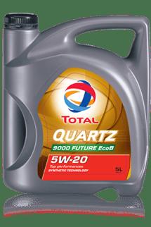 TOTAL QUARTZ 9000 FUTURE EcoB 5W-20