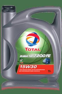 RUBIA TIR 7200 FE 15W-30