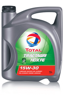 TRACTAGRI HDX FE 15W-30
