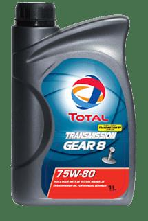 TOTAL TRANSMISSION GEAR 8 75W80