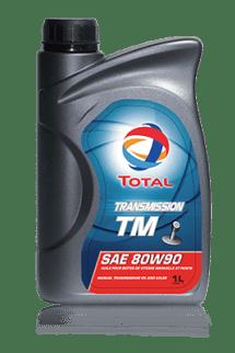 TRANSMISSION TM 80W-90, 85W-140