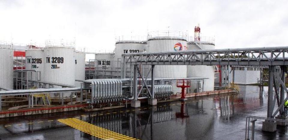 В Калужской области РФ был открыт новый высокотехнологичный завод.