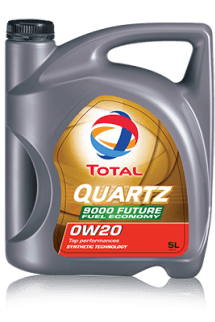TOTAL QUARTZ 9000 FUTURE 0W-20