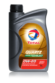 TOTAL QUARTZ 9000 FUTURE GF-5 0W-20