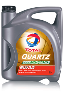 Total Quartz 9000 Future NFC​ 5W-30