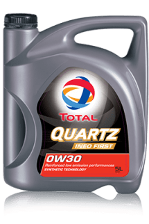 TOTAL QUARTZ INEO FIRST 0W30