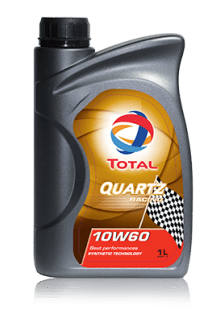 TOTAL QUARTZ RACING 10W-60
