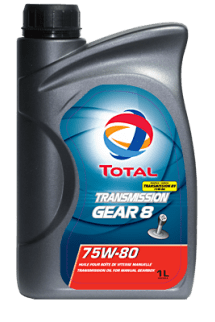 TOTAL TRANSMISSION GEAR 8 75W80